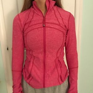 Pink Lululemon jacket